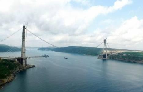 İşte 3. Köprü'den