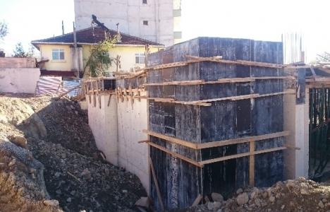 Kastamonu Merkez Camisi yeniden inşa ediliyor!