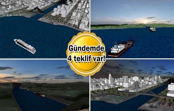 Kanal İstanbul'un ihalesi için Çin harekete geçti!