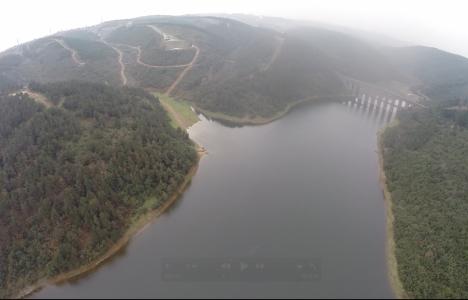 İstanbul'da barajların doluluğu