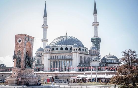 Taksim Cami'nin inşaatında son durum ne?