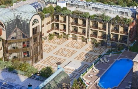 Bursa Kervansaray Termal Otel 53,6 milyon TL'ye icradan satışta!