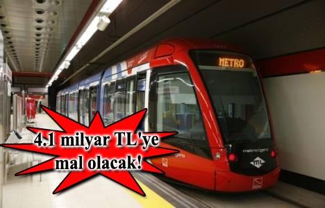 Dudullu Bostancı Metro
