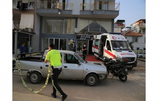 Antalya'da iş yerinde silahlı saldırıya uğrayan emlakçı hayatını kaybetti