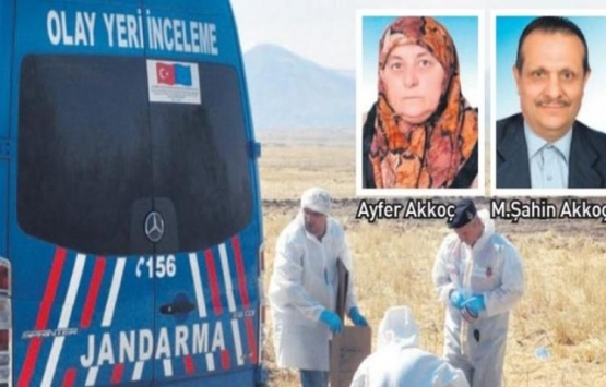 Nevşehir'de emlak zengini çift öldürüldü!