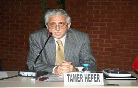 Tamer Heper: İki