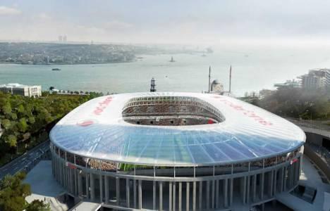 İnönü Stadı planına