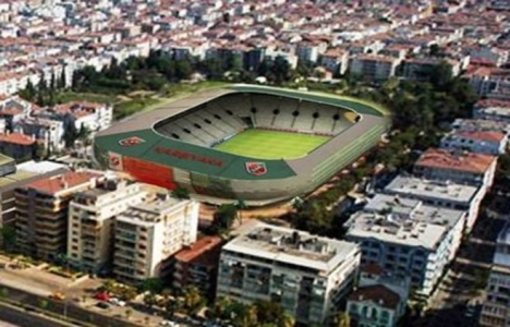 Karşıyaka Stadı ihalesinde iptal kararı!