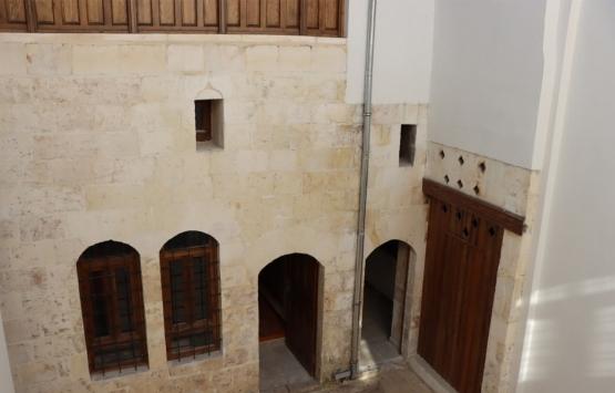 Şanlıurfa'daki tarihi Birecik Konağı restore edildi!