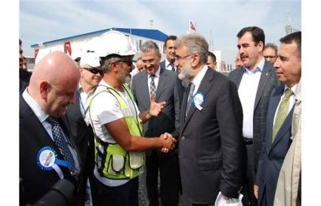 Türkiye'nin en büyük jeotermal santrali Aydın'da açıldı!