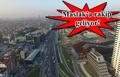 Basın Ekspres aksı ve Güneşli, İstanbul'un en gözde ofis bölgesi olacak!