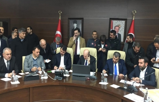 Murat Kurum: Vatandaşlarımızı Elazığ TOKİ konutlarına nakledebilecek durumdayız!
