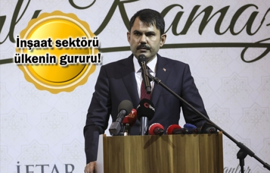 Murat Kurum: Gayrimenkul