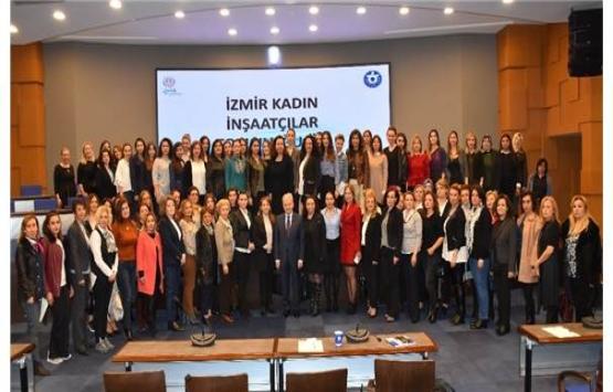 İzmir kadın inşaatçılar