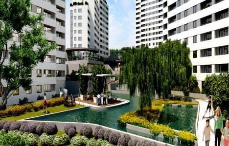 Spradon Vadi Bahçeşehir'de 214 bin TL'den başlayan fiyatlarla!