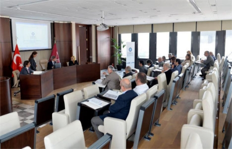 İstanbul Boğazı Belediyeler Birliği Beyoğlu'nda toplandı!
