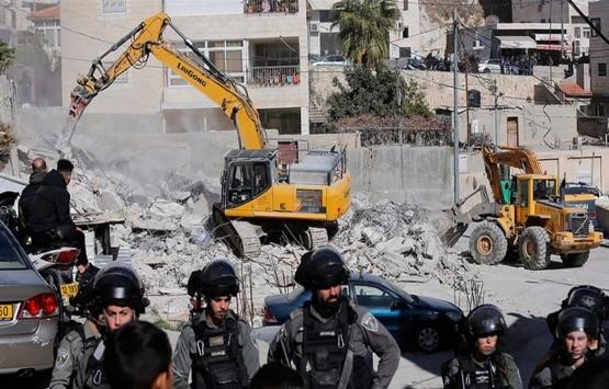 İsrail Doğu Kudüs'te Yahudi yerleşimciler için 540 yeni konut inşa edecek!