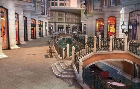 Viaport Venezia satış ofisi!