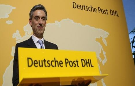 DHL'den Türkiye'ye 100 milyon Euro'luk yatırım!