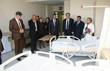 Mudanya Devlet Hastanesi hasta kabulüne başladı!