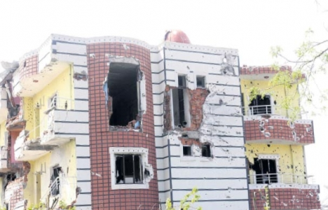 Şırnak İdil'deki hasarlı evlerin yıkımına durdurma kararı!