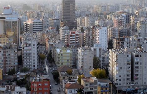 Adana'da çarpık kentleşme
