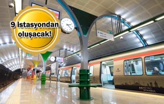 Çekmeköy-Sancaktepe-Sultanbeyli Metro Hattı nereden geçecek?