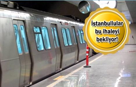 Mahmutbey-Bahçeşehir-Esenyurt Metro Hattı'nın ihalesi bugün!