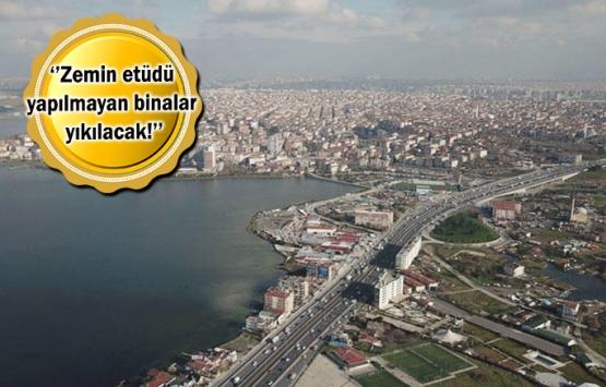 İstanbul'un sahil şeridi
