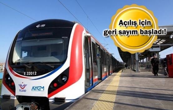 Gebze-Halkalı Marmaray Hattı'nın