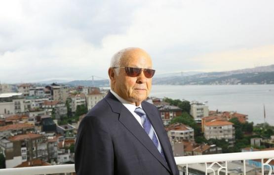 İÇDAŞ'ın kurucusu Necati Aslan vefat etti!