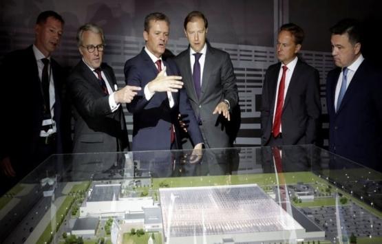 Mercedes'in Rusya'daki ilk fabrikası 3 Nisan'da açılıyor!
