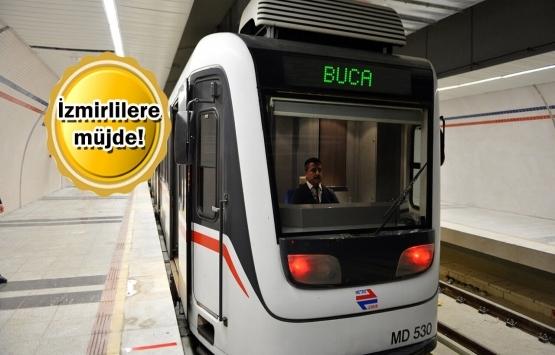 Narlıdere Metrosu'nda geri sayım başladı!