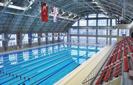 Samsun Olimpik Yüzme Havuzu açıldı!