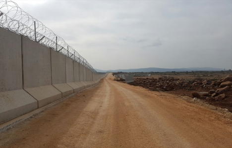 TOKİ'den İran sınırına
