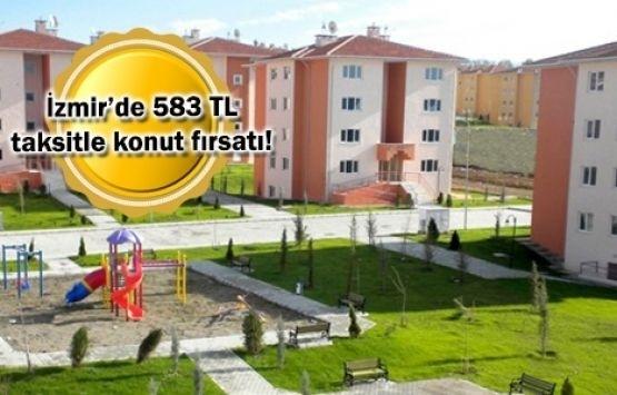 TOKİ 50 bin konut İzmir Aliağa kura çekilişi bugün!