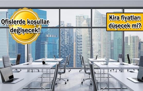 Kovid-19'dan sonra ofisler nasıl olacak?