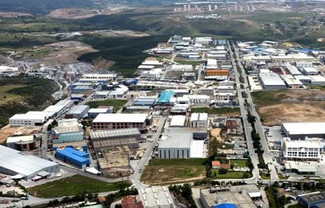 Kocaeli Organize Ticaret Bölgesi inşaat çalışmaları sürüyor!