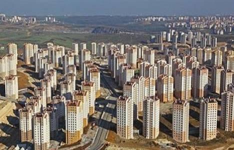 TOKİ Kayaşehir 18. Bölge kat planları!