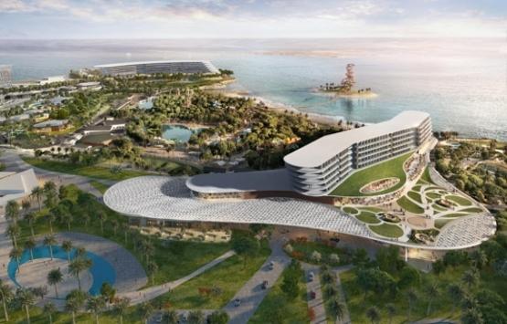 Rixos Hotel'den Katar'da
