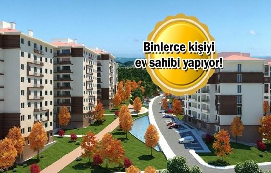 TOKİ'den ucuza ev fırsatı! 140 bin liradan başlıyor!
