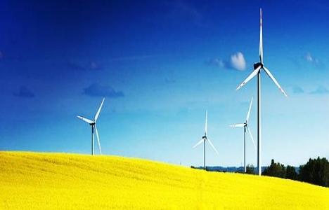 Rüzgar, geleceğin enerji