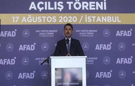 Murat Kurum: Acil öncelikli dönüştürülmesi gereken 1,5 milyon konut var!