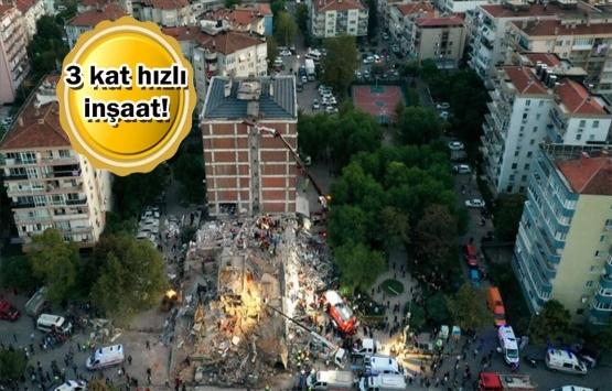 İzmir deprem konutlarının ihalesi Mart'ta!