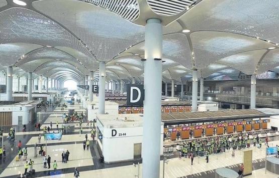 Yeni Havalimanı'nın bagaj