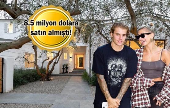 Justin Bieber Beverly Hills'teki evini satıyor!