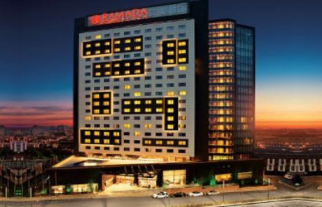 Ramada Plaza Tekstilkent konumuyla dikkat çekiyor!