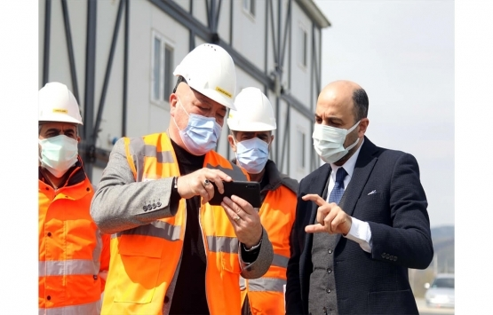 Samsun Şehir Hastanesi'nin inşaatı başladı!