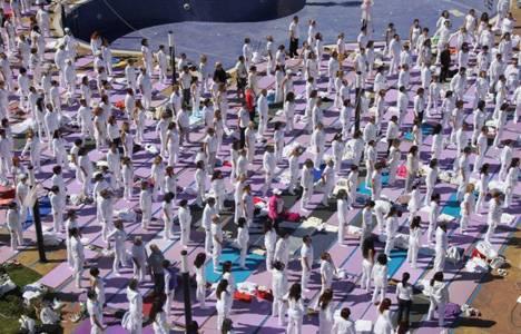 Akçakoca Sky Tower Hotel'de yoga festivali düzenleniyor!
