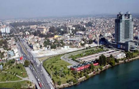 Adana'da konut üretilemiyor!